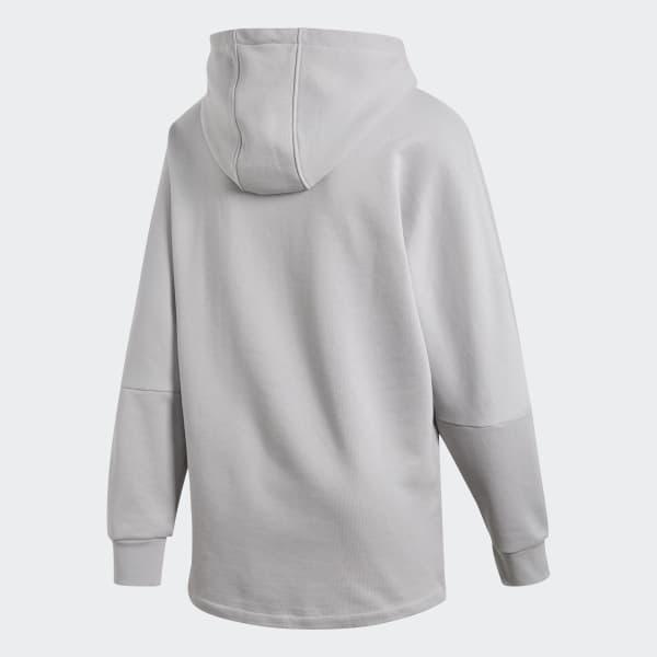 c0f178b5184bb adidas NMD Pullover Hoodie - Grey