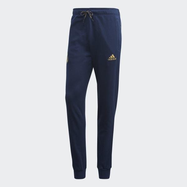 Real Madrid Swim Shorts Pants Bottoms Trousers Football Blue Mens