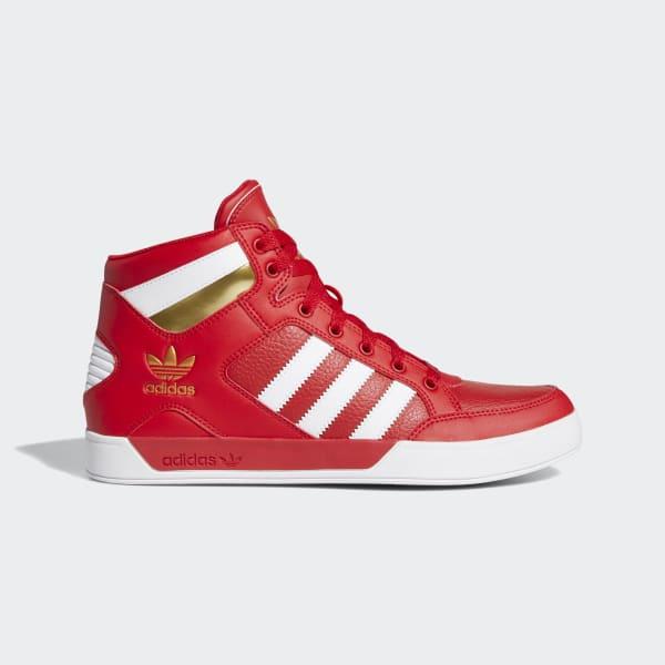 Adidas Court rosso