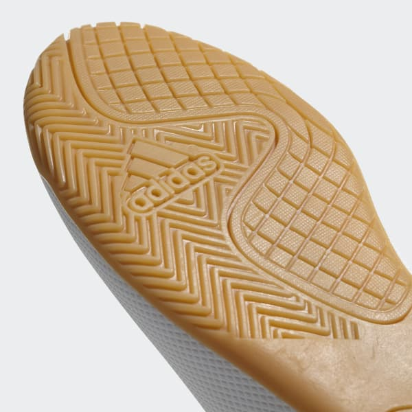 19cad0423e Chuteira X 17.4 Futsal Infantil - Cinza adidas