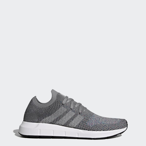 50d4a072889f2 adidas Swift Run Primeknit Shoes - Grey