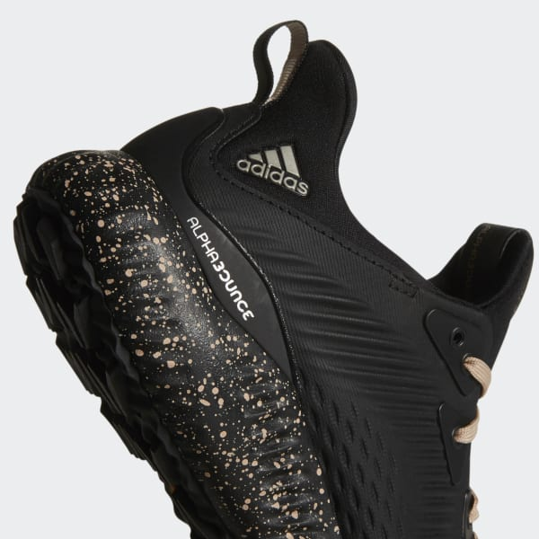 9be4f777f182c adidas Alphabounce 1 Shoes - Black