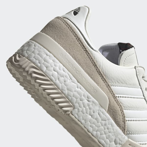 adidas Originals by AW B Ball Soccer Shoes White | adidas US