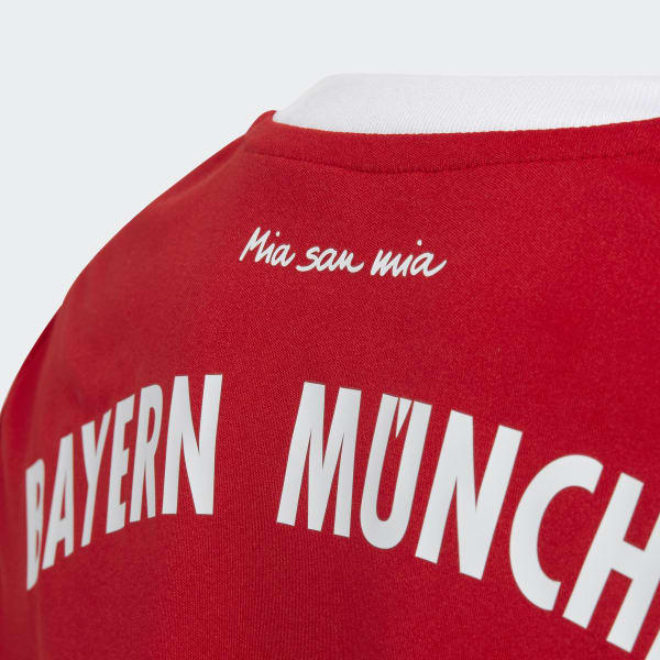 adidas Jersey de Local FC Bayern Múnich - Rojo  1e5f1620cc6