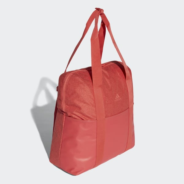 adidas ID Tote Bag - Red  7c4d1b8973