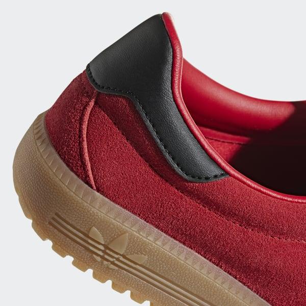 cff04c1d604 adidas Bermuda Shoes - Red