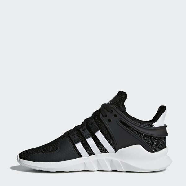 size 40 b495f 9560a adidas EQT Support ADV Shoes - Black | adidas US