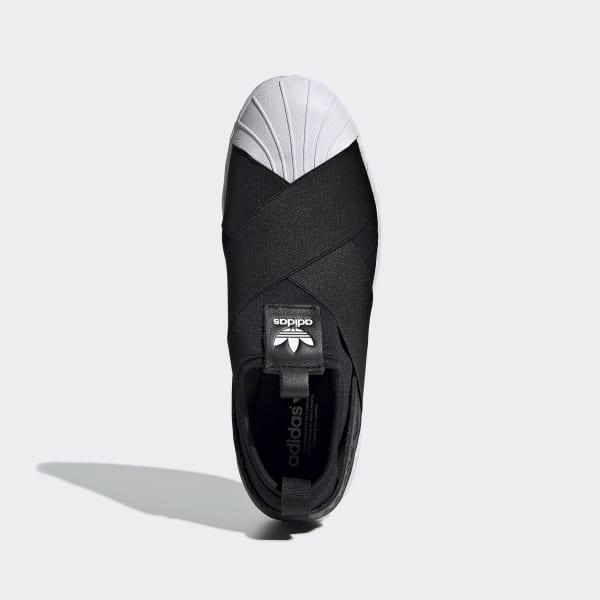 515c317051d8f Tênis Superstar Slip On Feminino - Preto adidas