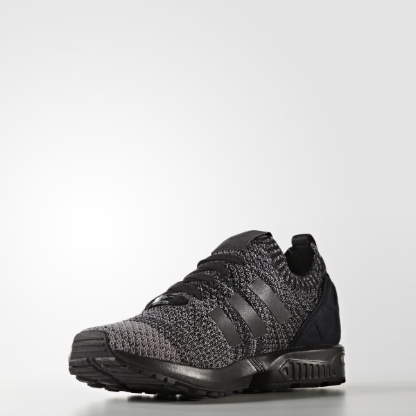 big sale 03e33 9b1a3 adidas ZX Flux Primeknit Shoes - Black | adidas Malaysia