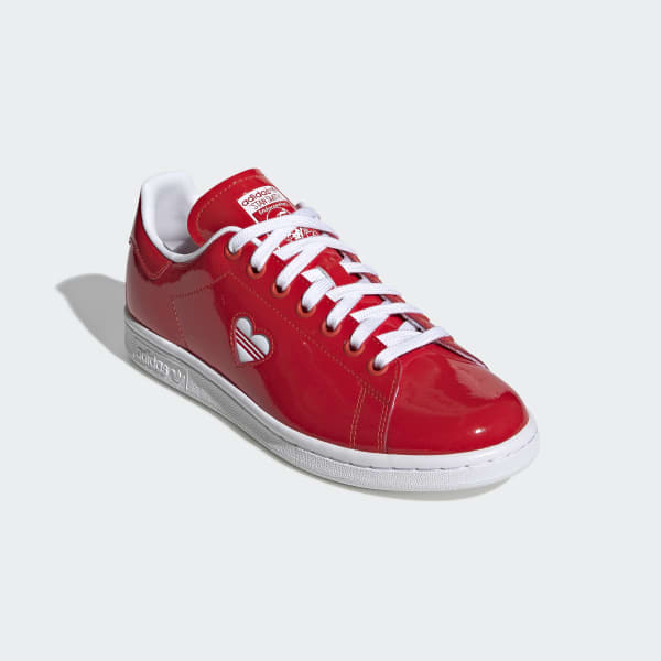 4c6b55bd13 adidas Stan Smith Shoes - Red | adidas US