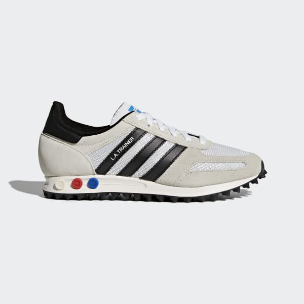 separation shoes 42ac0 66d46 adidas LA Trainer OG Shoes - White  adidas Belgium