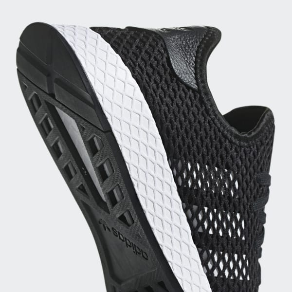 adidas Deerupt Runner Shoes - Black | adidas US