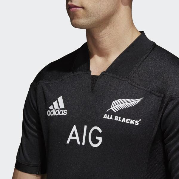 beacd1455 adidas Camiseta de RUGBY Local All Blacks - Negro