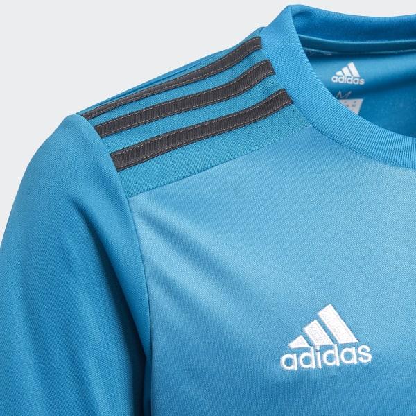 b95858d859f0d Camisa Real Madrid 3 Infantil - Verde adidas