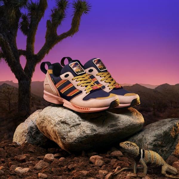 adidas ZX 5000 National Parks (Joshua Tree) Sko Rosa
