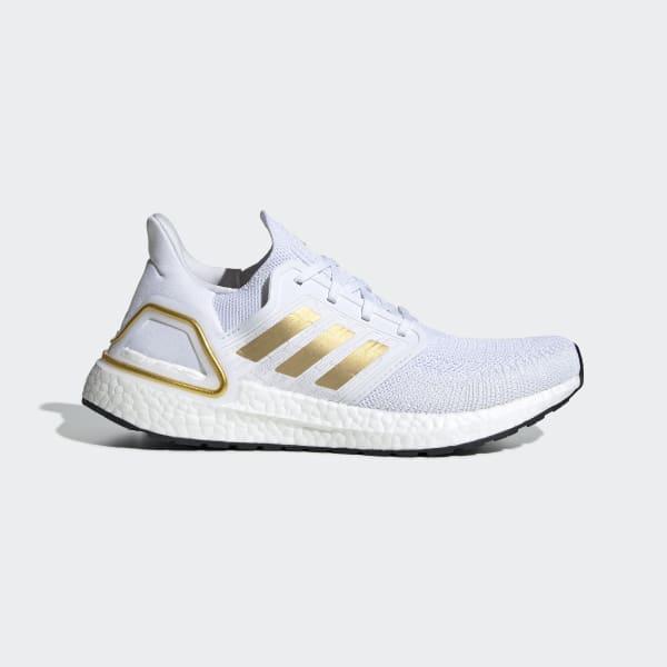 Disgusto Desigualdad suizo  adidas Ultraboost 20 Shoes - White | adidas Canada