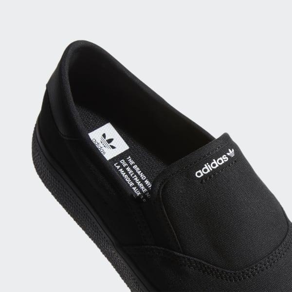 adidas 3MC Slip-On Shoes - Black