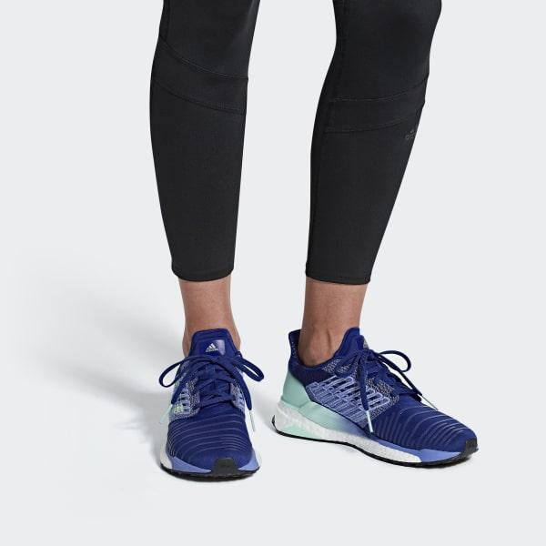 a7178dda6f106 adidas Solar Boost Shoes - Blue   adidas UK