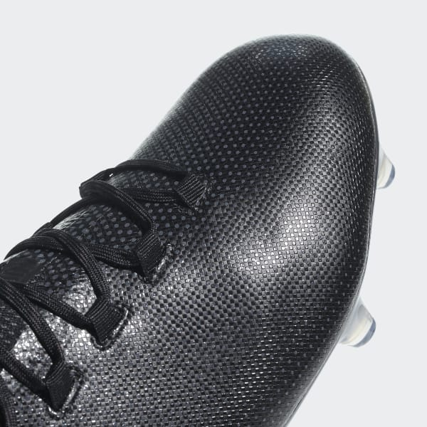 Bota de fútbol X 17.1 césped natural seco - Negro adidas  0d99508d68c51