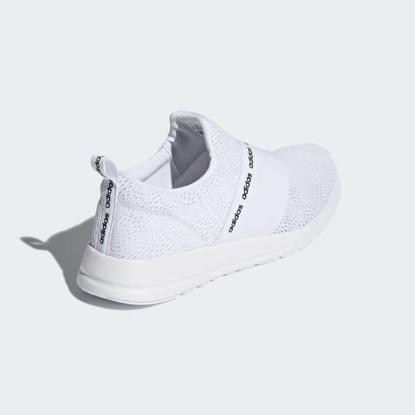 6093d399aa52 adidas Cloudfoam Refine Adapt Shoes - White
