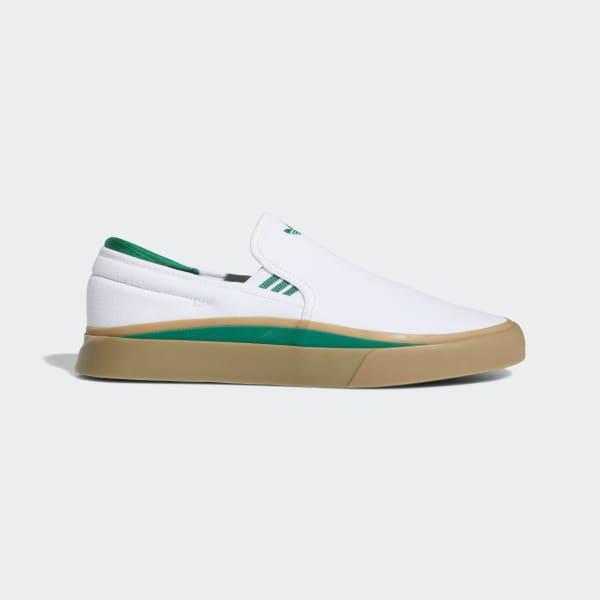 adidas Sabalo Slip-On Shoes - White