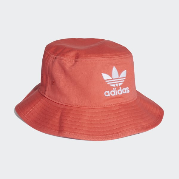 adidas adicolor Bucket Hat Flash Red