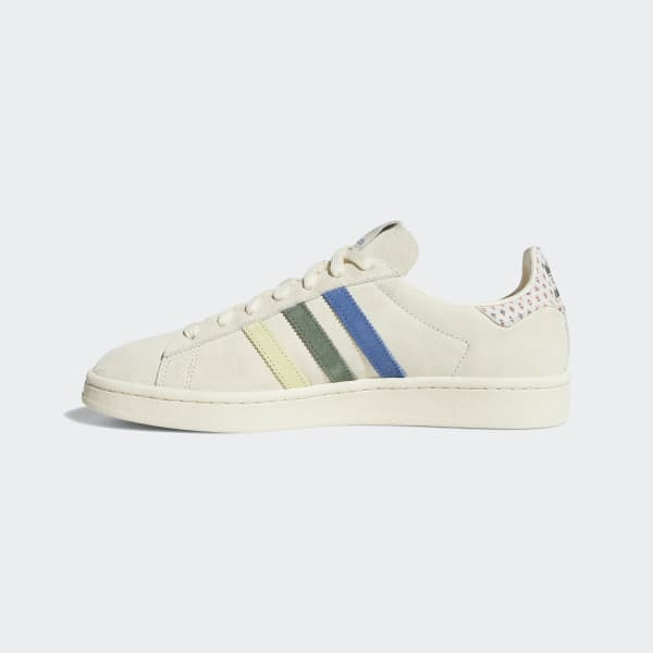 the latest c5b4d 8f16d adidas Campus Pride Shoes - White   adidas US