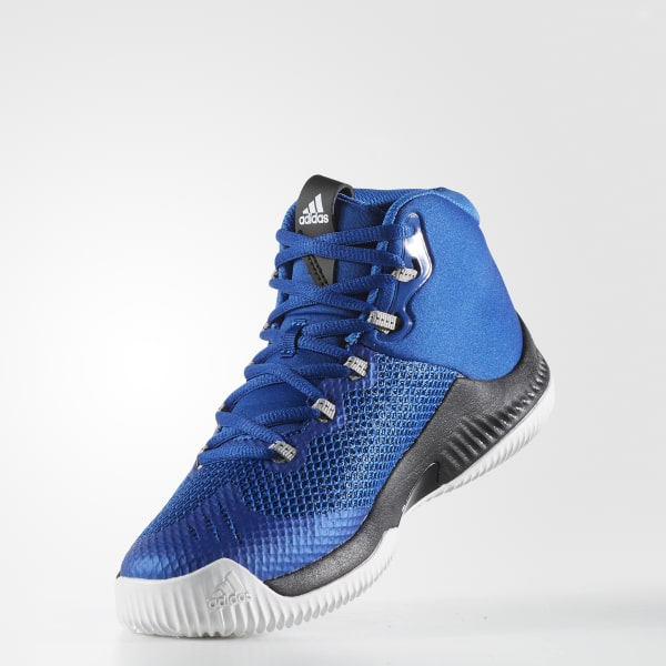 2dacc0ca758fa4 adidas Crazy Hustle Shoes - Blue