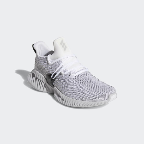 adidas Alphabounce Instinct Shoes - White  aee065749