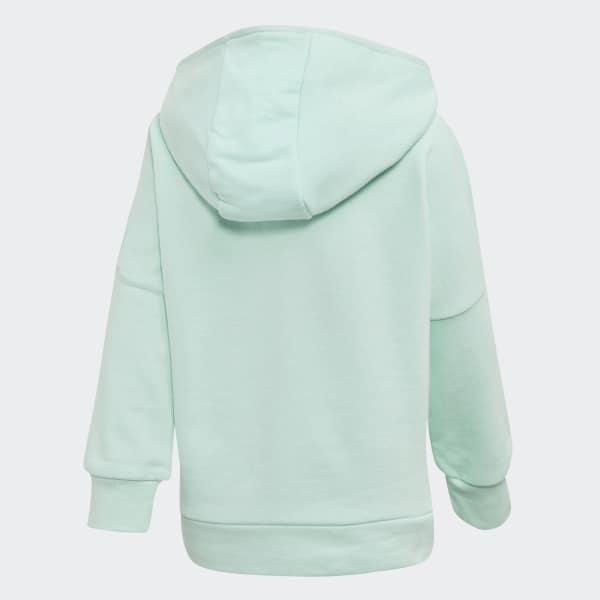 Snap hoodie