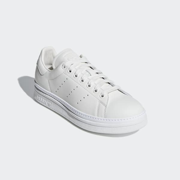 c6f590ffec6 adidas Zapatillas Stan Smith New Bold W - Blanco