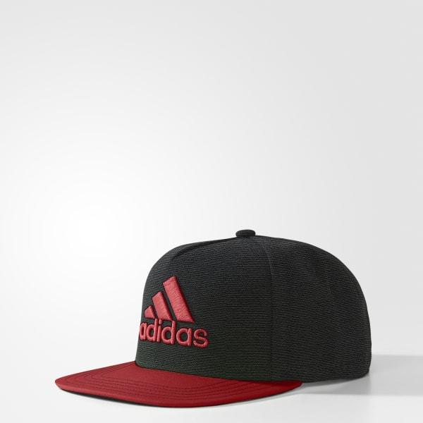 X Flat-Brim Hat