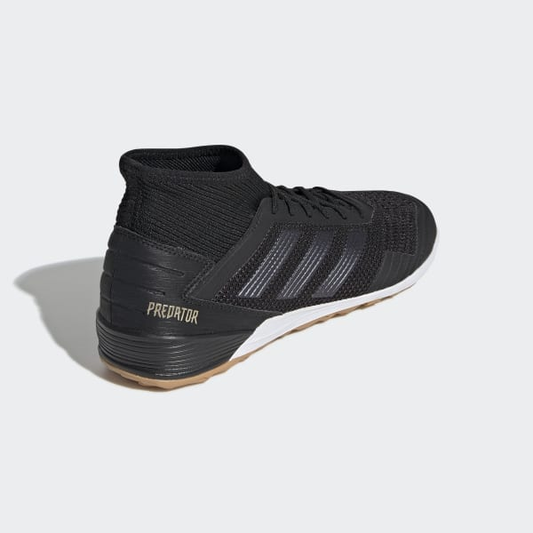 Psicológico Sombra encerrar  adidas Predator Tango 19.3 Indoor Shoes - Black   adidas US