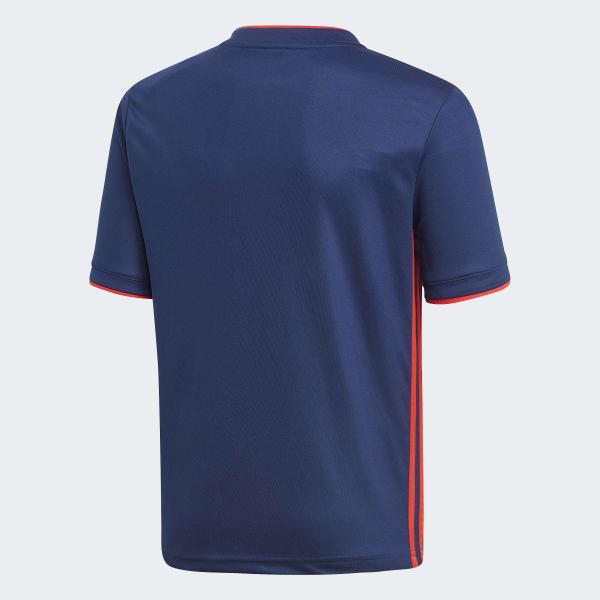 Olympique Lyonnais udebanetrøje