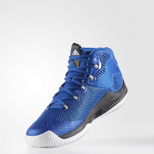 wholesale dealer a53c3 5cab1 adidas ZAPATILLAS DE BASQUET Crazy Hustle - Azul  adidas Arg