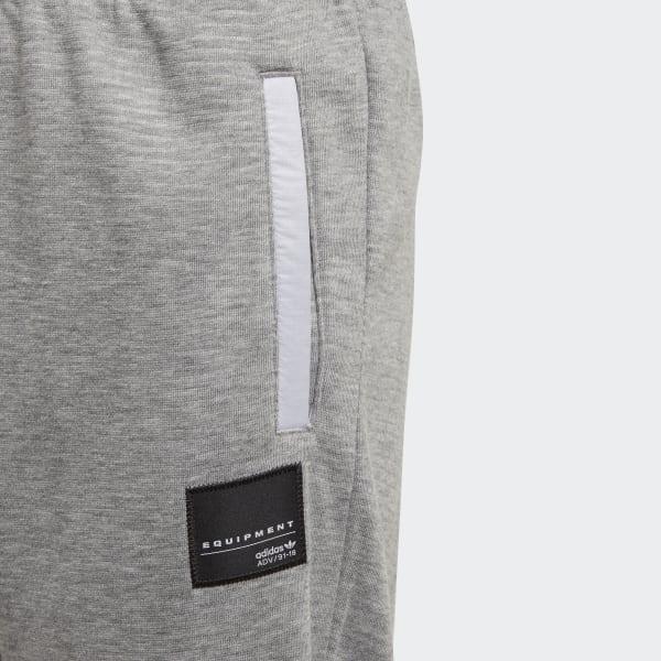 1a0b93247429 adidas EQT Drop-Crotch Pants - Grey