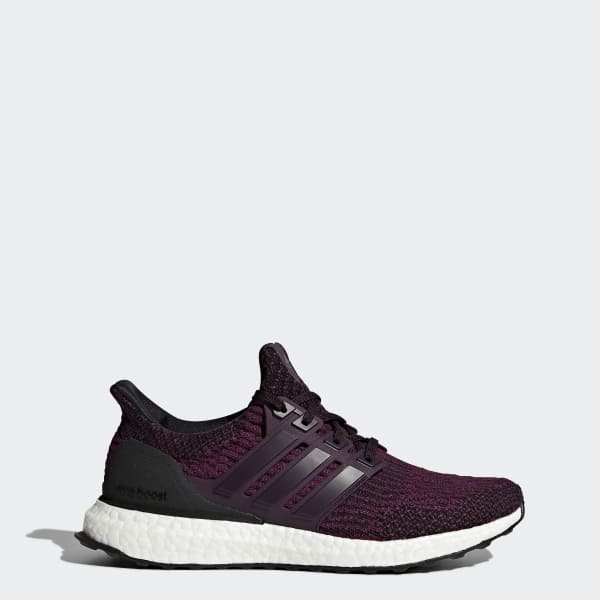 Adidas ULTRABOOST W Red Night Core Black Running  S82058 (469) Women's Shoes