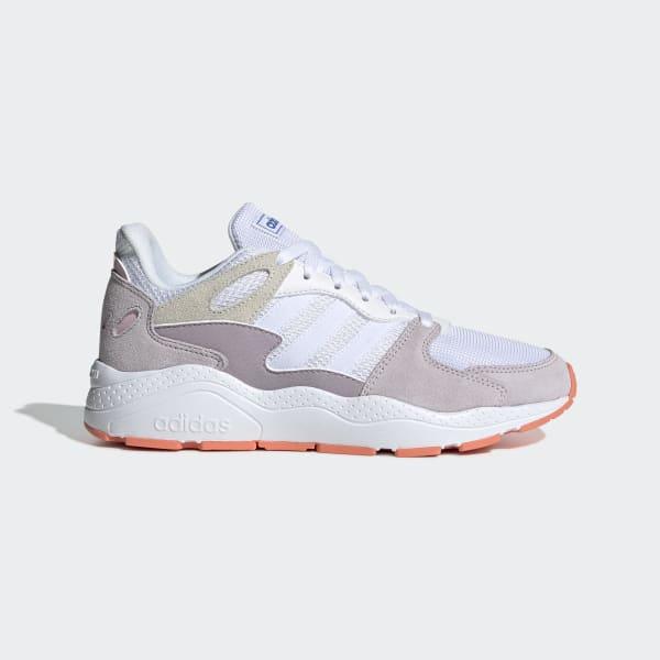 adidas Crazychaos Shoes - White   adidas UK
