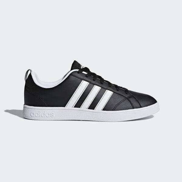 f80a4e491fa adidas VS Advantage Shoes - Black