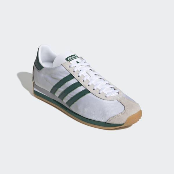 adidas Country OG Shoes - White | adidas US