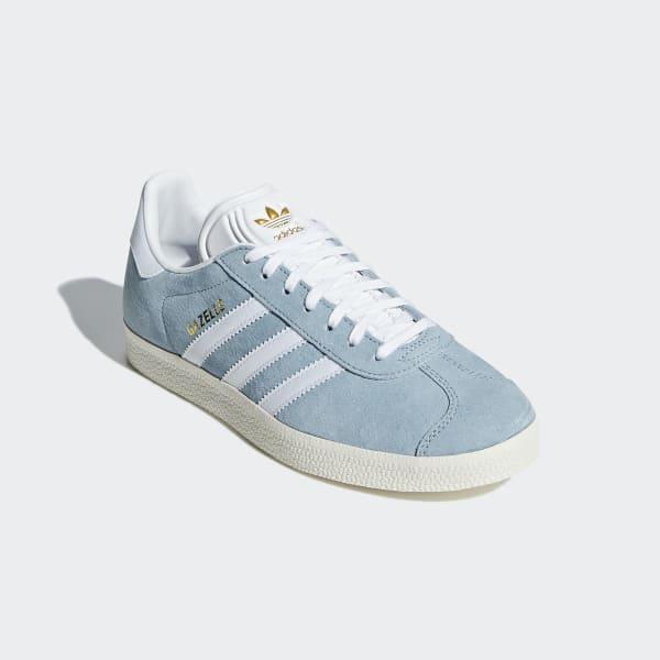 45c42b1cb850 adidas Gazelle Shoes - Blue