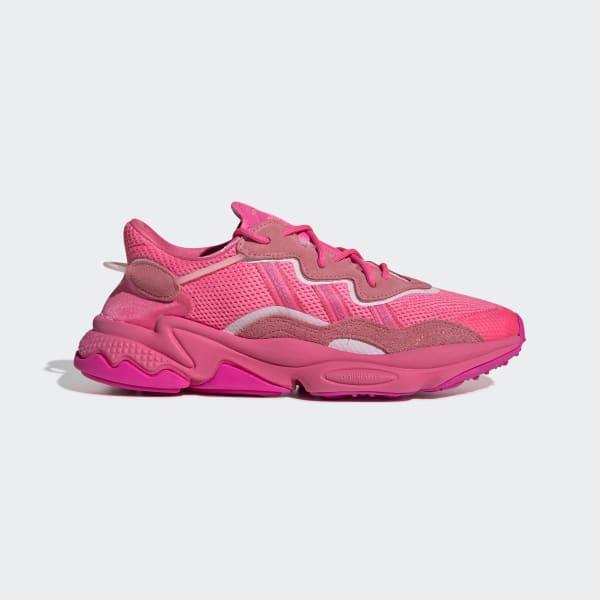 adidas OZWEEGO Shoes - Pink | adidas UK