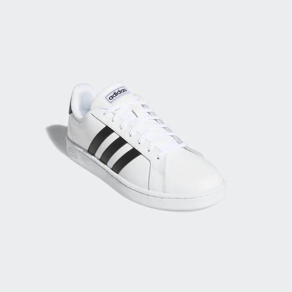 adidas grand court blanche
