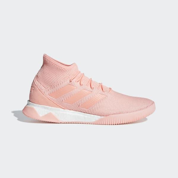 adidas Predator Tango 18.1 Trainers - Pink  b8bc8524110b9