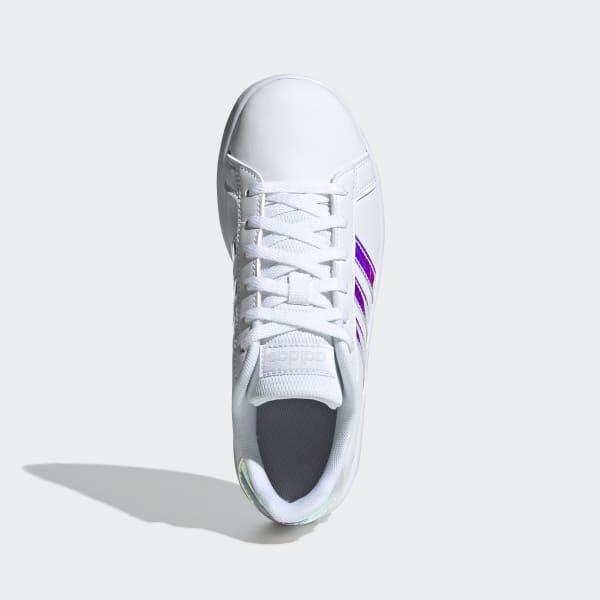 adidas Grand Court Shoes - White | FW1274 | adidas US
