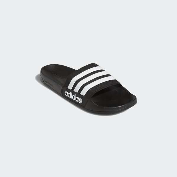 casual shoes price reduced finest selection adidas Adilette Cloudfoam Slides - Black | adidas UK