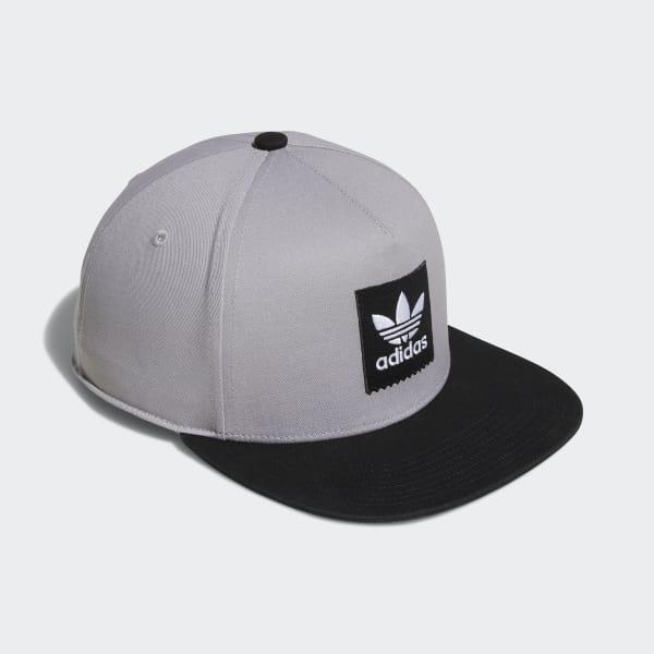 Two-Tone Blackbird Snapback Hat