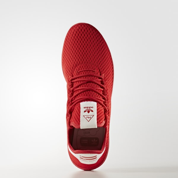 huge selection of 34287 d01b6 adidas Tenis Pharrell Williams Hu - Rojo   adidas Mexico