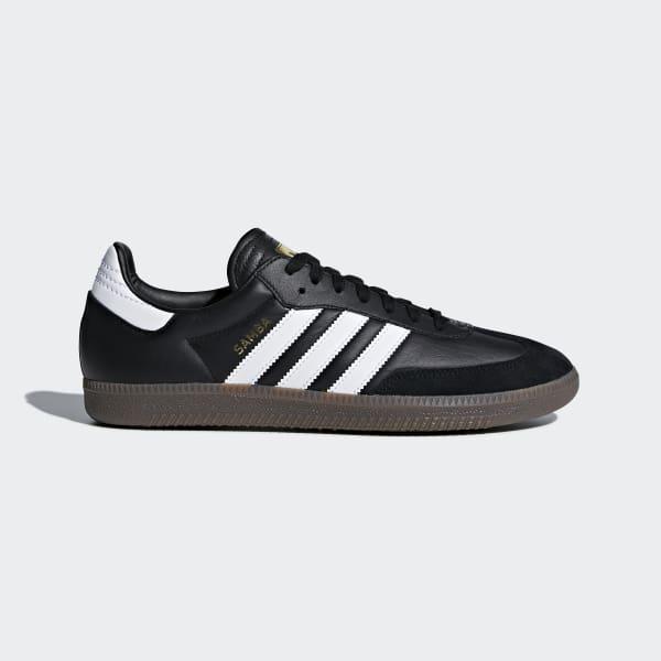 adidas World Cup Samba FB Shoes - Black | adidas US | Tuggl