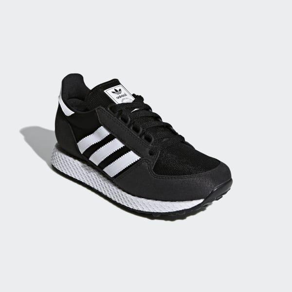 f025249f3cc adidas Sapatos Forest Grove - Preto
